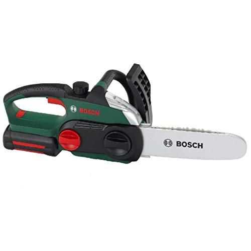 Theo Klein 8399 Motosega Bosch, Riproduzione fedele all'originale e a misura di bambino, Sega a...