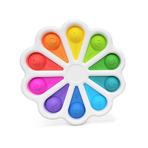 LIGEDG Fidget Toys, Fidget Toy Sensory Giocattolo Anti Stress Giocattolo Sensoriale, Colorful...