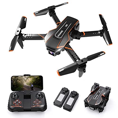 Q10 Mini Drone con Telecamera HD 720P FPV Pieghevole Drone per Bambini e Principianti,RC Droni...