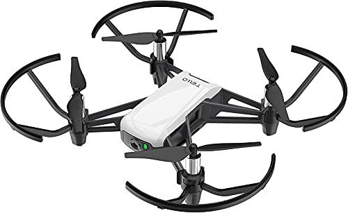 Dji Ryze Tello Mini Drone Ottimo per Creare Video con Ez Shots, Occhiali Vr e Compatibilità con...