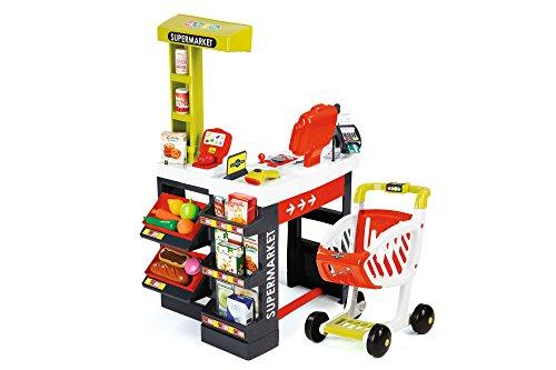 Smoby- Supermercato con Carrello, 7600350210