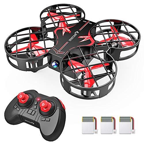 SNAPTAIN H823H Mini Drone per Bambini, Funzione Lancia & Vola, 3D Filp, Quadricottero RC Funzione...