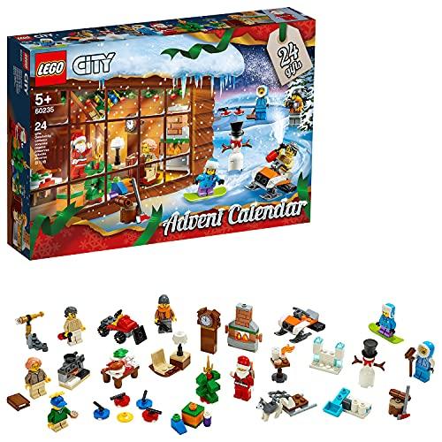 LEGO 60235 City Occasions Calendario dell'Avvento LEGO City (Ritirato dal Produttore)
