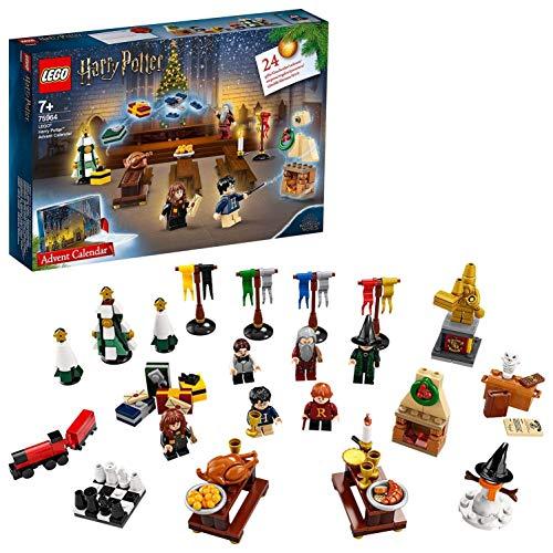 LEGO Calendario Dell'Avvento Harry Potter Costruzioni Piccole