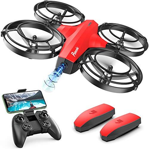 Potensic Mini Drone per Bambini P7 con Fotocamera 720P con 20 Minuti di Volo modalità...