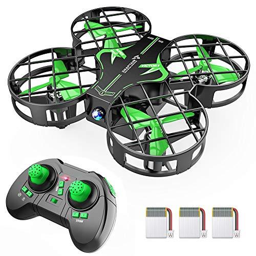 SNAPTAIN H823H Mini Drone per Bambini, Funzione Hovering, Funzione Lancia&Vola, modalità Senza...