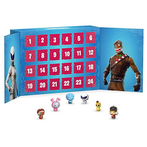 42754 - Fortnite - Calendario dell'Avvento - Pint Size Heroes - 24 Pz