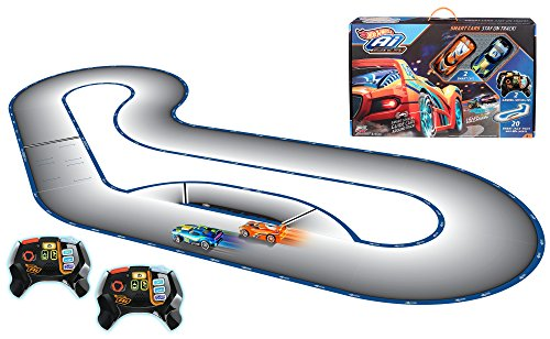 Mattel- Hot Wheels FBL83 Toy Car & Track-Remote Controlled Toys (AA, 6 x AAA, Window Box)