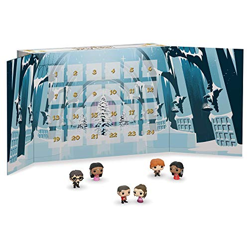 42753 - Harry Potter - Calendario dell'Avvento - Limited Edition 2019 - 24 Pz