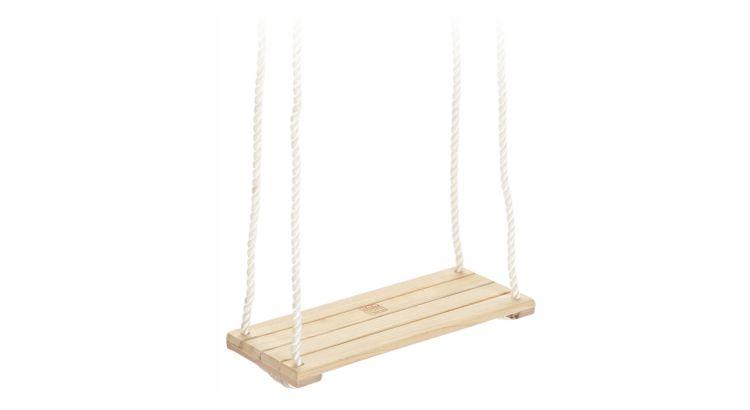 Migliori altalene in legno:Altalena classica in legno di Happy People