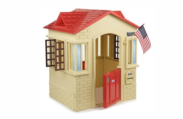 Migliori casette per bambini da giardino: Cottage di Little Tikes