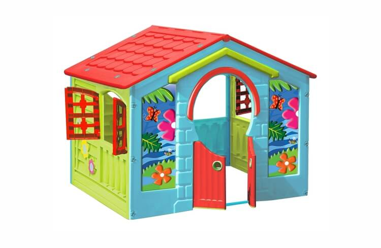 10 migliori casette per bambini da giardino e non solo for Casetta in plastica per bambini usata