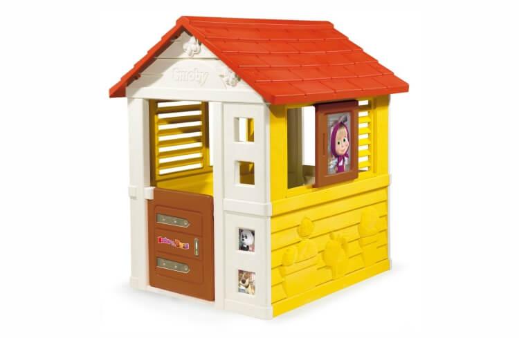 Migliori casette per bambini da giardino: Casetta di Masha di Smoby