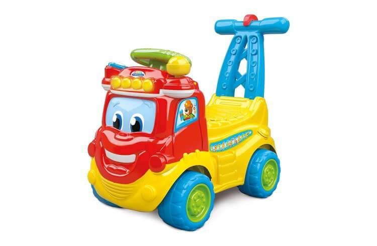 Migliori macchine cavalcabili: Max Il Carro Attrezzi di Clementoni