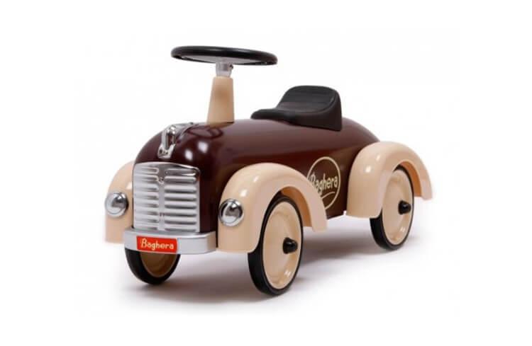 Migliori macchine cavalcabili:Auto d'epoca di Baghera