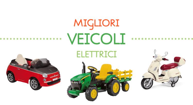 9 migliori veicoli elettrici per bambini on the road
