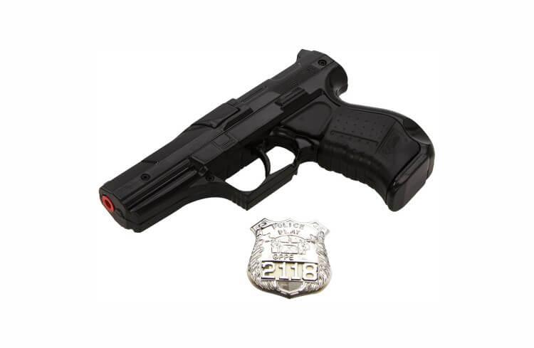 Migliori pistole giocattoloPistola della Polizia di Villa Giocattoli