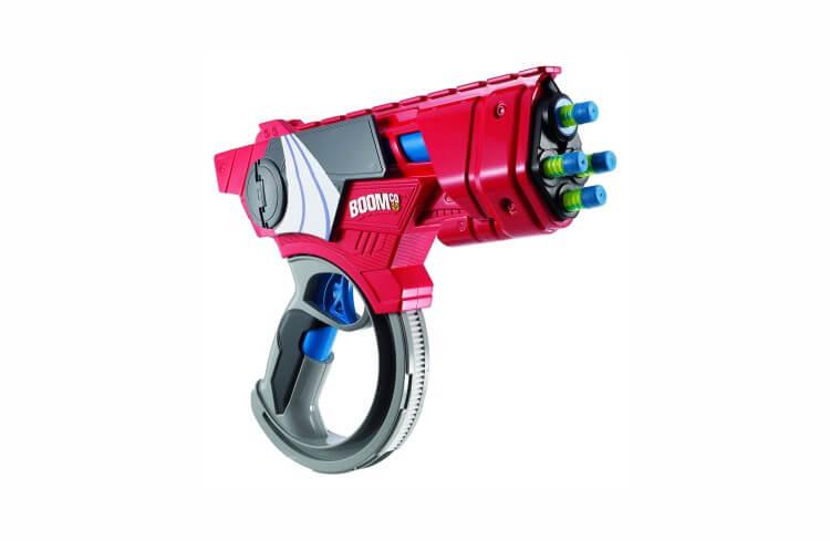 Migliori pistole giocattoloBoomco Whipblast di Mattel