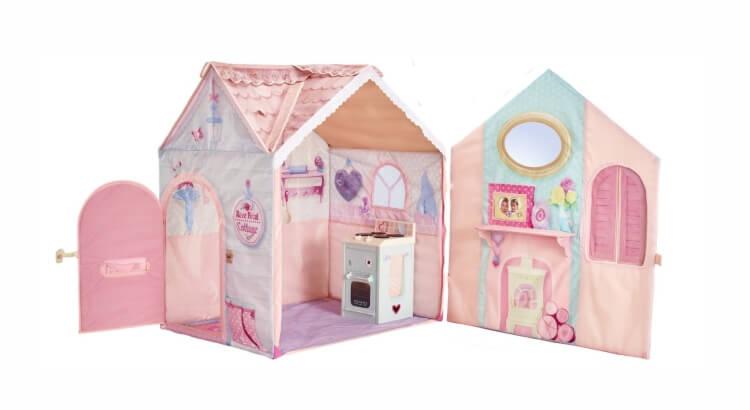Migliori tende da gioco: Rose Petal Cottage di Worlds Apart