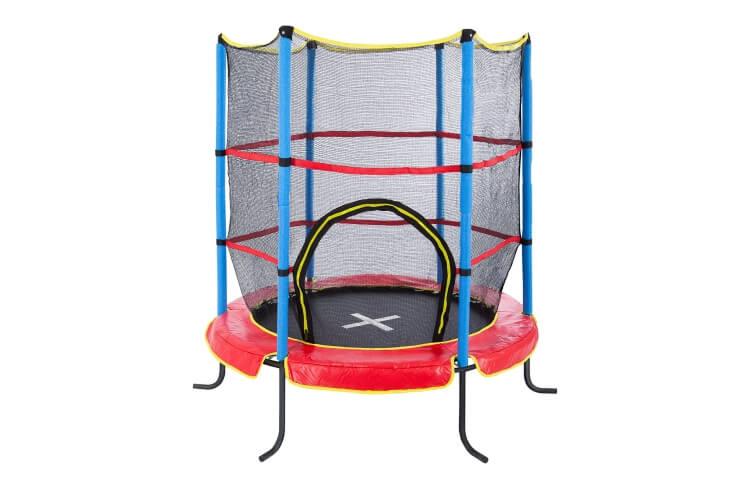 Migliori trampolini: Trampolino da interno Jumper 140 di Ultrasport