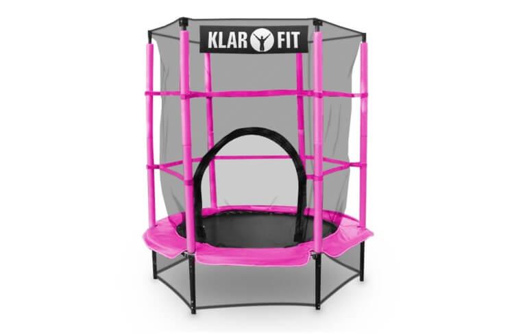 Migliori trampolini: Trampolino Rocketkid di Klarfit