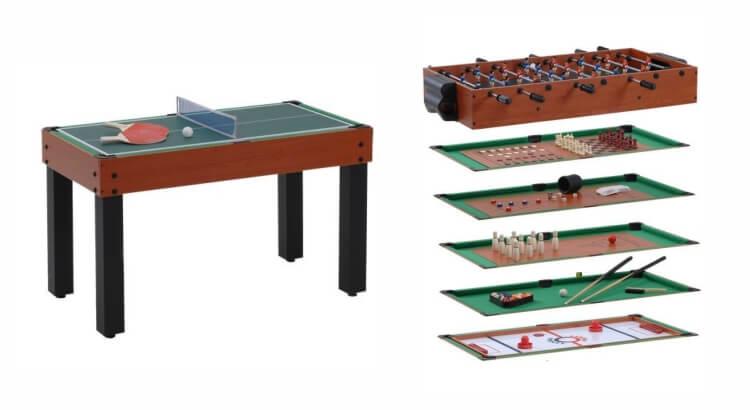 ☀ migliori tavoli multigioco per un grande divertimento in compagnia