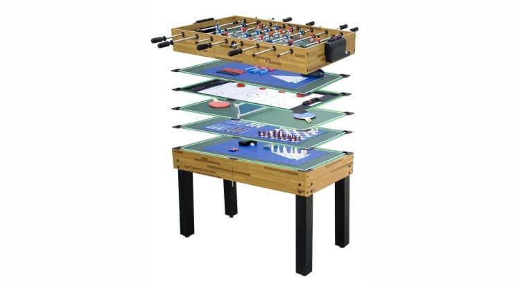 Migliori tavoli multigioco: Tavolo multigioco 12 in 1 di Timebreak