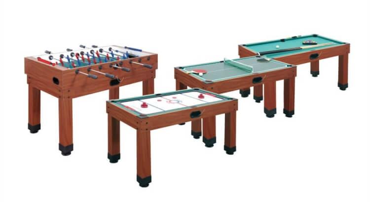 Migliori tavoli multigioco: Tavolo MULTI PRO 9 in 1 (versione con aste rientranti) di Garlando