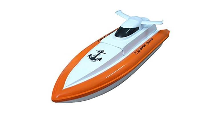 Migliori barche radiocomandate:Barca radiocomandata ad alta velocità di Babrit