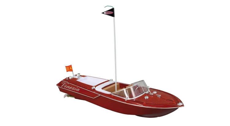 Migliori barche radiocomandate:Barca telecomandata Venezia di Jamara