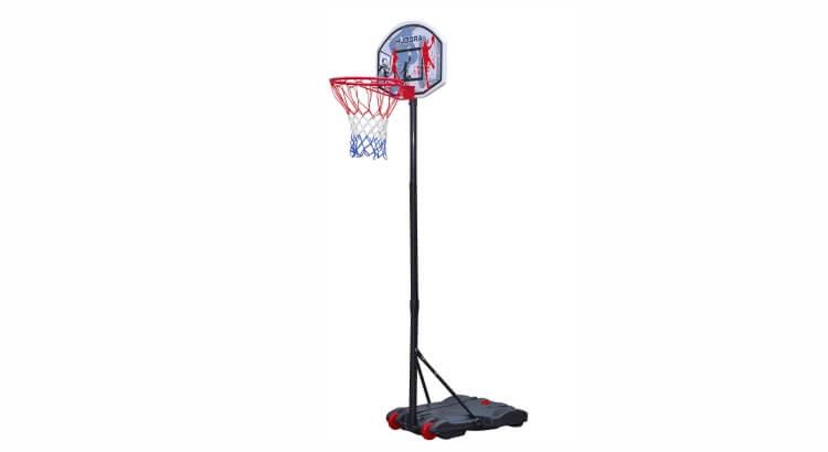 Miglior canestri da basket per bambini:Pallacanestro All Stars di Hudora