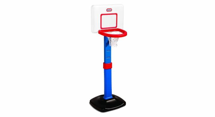 Miglior canestri da basket per bambini:Il mio primo tabellone da basket di Little Tikes