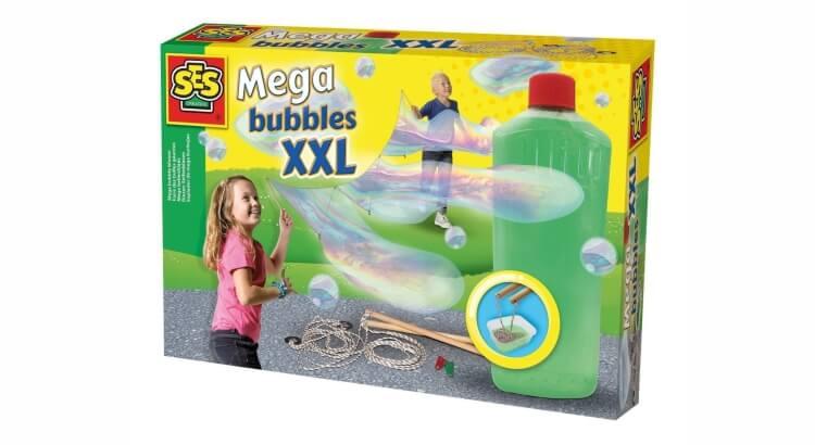 Migliori giochi delle bolle giganti:Mega Bubbles XXL di SES Creative