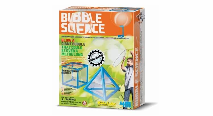 Migliori giochi delle bolle giganti:La Scienza delle Bolle di 4M