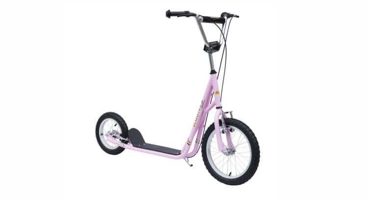 Migliori monopattini:Monopattino Premium Scooter di Outsunny