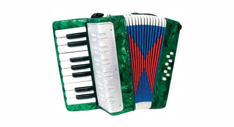 Strumenti musicali per bambini:Fisarmonica per bambini di Scarlatti