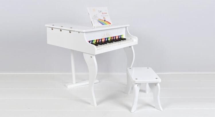 Strumenti musicali per bambini:Pianoforte a coda da 30 tasti di TS Music Fidelity