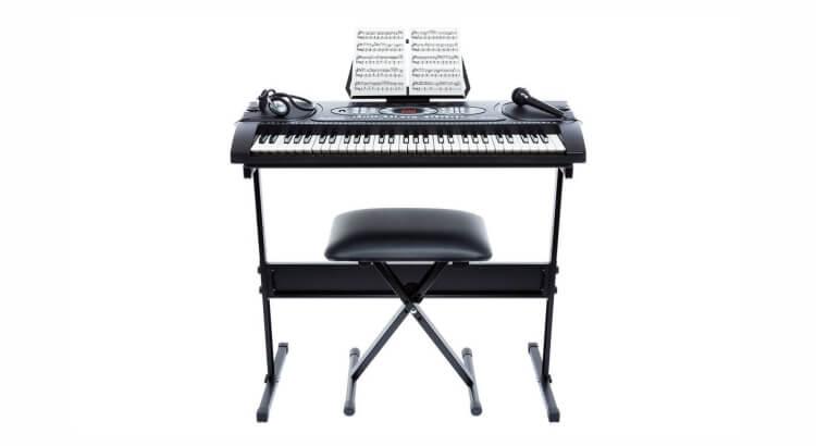 Strumenti musicali per bambini:Tastiera Elettronica Melody 61 di Alesis