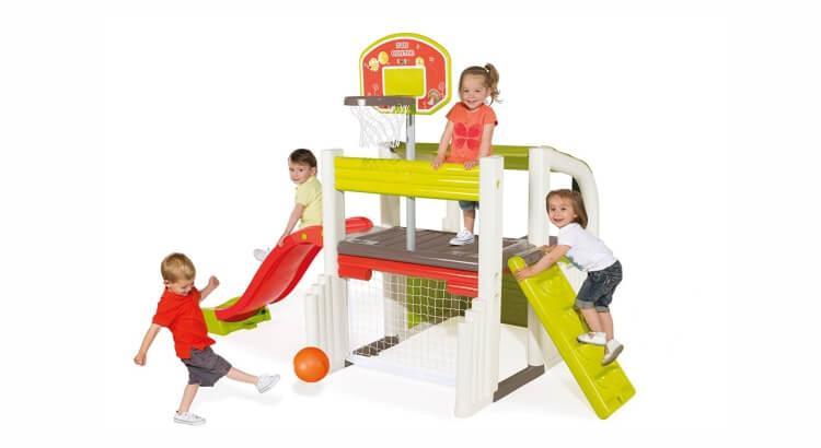 Migliori palestre e centri attività:Fun Center di Smoby
