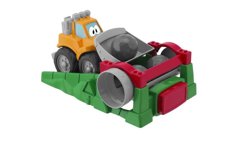 Migliori trattori elettrici per bambini:Benny il Bulldozer di Chicco