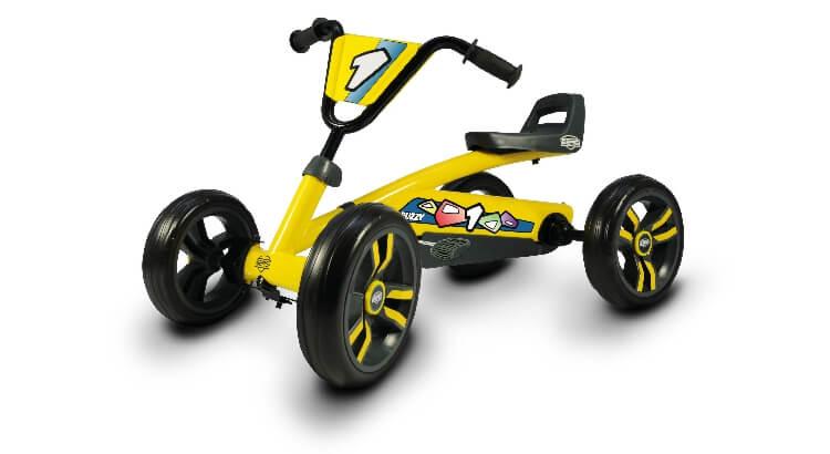 Go kart a pedali per bambini: Buzzy Go Kart di Berg