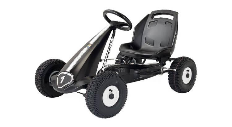 Go kart a pedali per bambini: Kart a pedali Daytona Air di Kettler