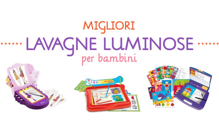 Migliori lavagne luminose per bambini