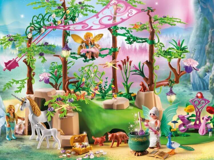 Più belli set di PLAYMOBIL del momento:Bosco Incantato delle Fate di PLAYMOBIL® Fairies
