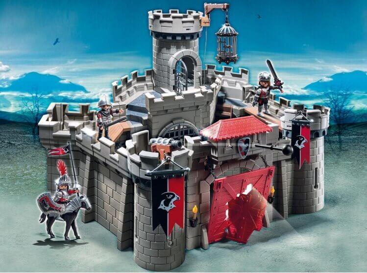 Più belli set di PLAYMOBIL del momento:Castello dei Cavalieri del Falcone di PLAYMOBIL® Knights