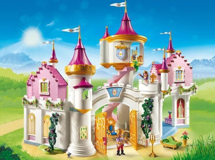 Più belli set di PLAYMOBIL del momento:Castello della Principessa di PLAYMOBIL® Princess