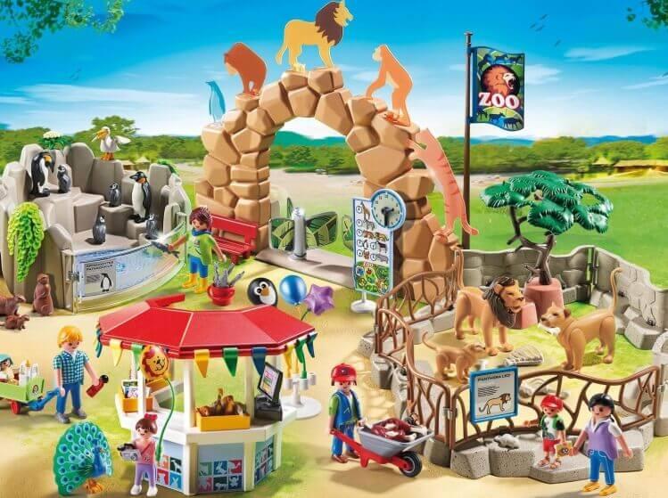 Più belli set di PLAYMOBIL del momento:Il Grande Zoo di PLAYMOBIL® City Life