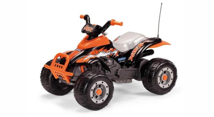 Migliori quad per bambini: Quad elettrico Corral T-Rex di Peg-Perego