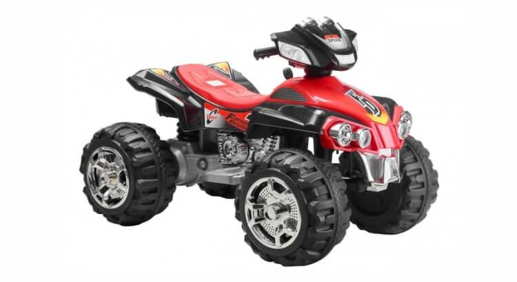 Migliori quad per bambini: Super quad con luci e suoni di Mondial Toys