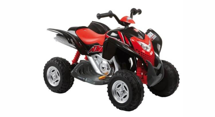 # 1 Quad ATV (5/2014) 1021/BK di BIEMME